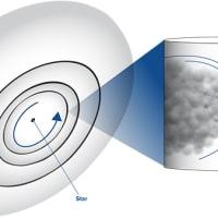 なぜデブリ円盤内にガスが存在しているのか? 若い惑星系に大量の炭素原子ガスを発見