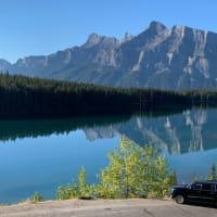 Banff旅行