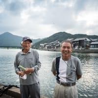 【Oct_08】竹野の大工、北村さんと浪華さん
