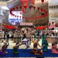 阪急百貨店アジアンフェアの写真