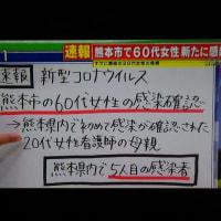 電通社員感染+1熊本5例目20代看護師母:長野初:WHOパンデミック可能性言及:死亡4人目クルーズ船:オワタ一般市民は検査してもらえないこの国