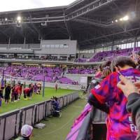 10/24 第35節 レノファ山口FC戦 (京都・サンガスタジアム)