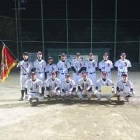 第12回南あわじ市社会人軟式野球大会