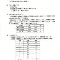 選挙管理委員会から資料提供