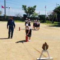 火災避難訓練