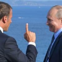 マクロン大統領、欧州とロシアの今後の緊密な関係に確信を表す