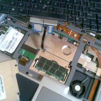 ノートPCのメモリ増設