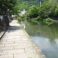 近江八幡、八幡堀界隈(1)