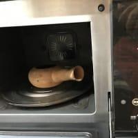 ふたたび 電子レンジによるコーヒー焙煎