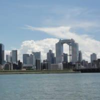 本日は晴天なり  で、淀川でカヤック