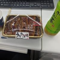 「お寿司vsうなぎ」