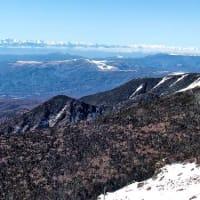 桜平から硫黄岳