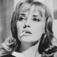 ジャンヌ・モローの死を悼む。