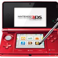 3DSに新色 フレアレッド Wiiもソフト同梱に