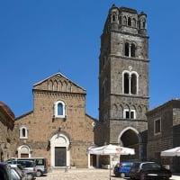 「イタリアの魅力を発見 - ブルボン王朝の街カゼルタ 」のセミナーに参加しました(2020.8.1)@リンガビーバ・イタリア語教室 その1   カゼルタヴェッキア(Casertavecchia)