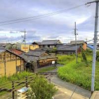 奈良県磯城郡川西町唐院の風景