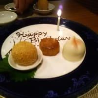 気遣いの食、Chinese Birthday 8b 優しい気持ち