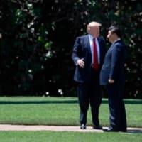 """米中貿易戦争 民主主義もしくはトランプ政権の脆弱性から部分合意へ? ウイグル""""カード""""も"""