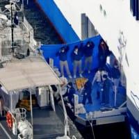 クルーズ船感染者61人に=新たに41人陽性―発熱者らの検査終了・厚労省