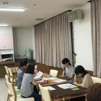 8月 全体会議