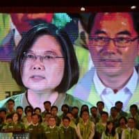 対岸こそ主敵!・・・蔡総統、再選へ対中対決姿勢=台湾与党・民進党が党大会