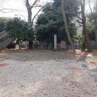 137 文京区の石碑-19-向陵碑(東大農学部)