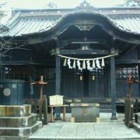 玉前神社へ