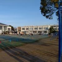 田原本の小学校にビデオ撮影ボランティア