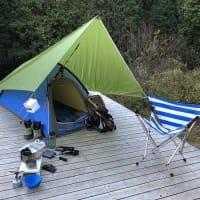 大和葛城山にテント泊してきました
