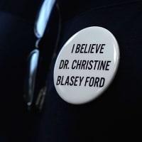 I bieve Dr.Christine Blasey Ford, and  Mr. Brett Kavanaugh is not worthy