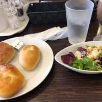パン食べ放題ランチ「サンマルク」