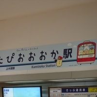 「たぴおおおか駅」/すみっコぐらし