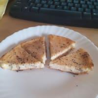 ベテラン主婦(?!?)によるチーズケーキ作り。