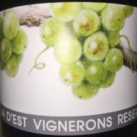 Villa d'Est Vignerons Reserve Chardonnay 2014