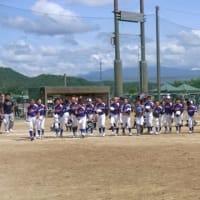 第5回今町カップ少年野球大会 1日目