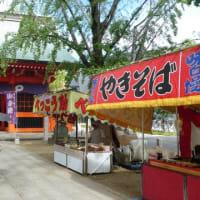令和元年『 葛飾八幡宮例祭 農具市(通称ボロ市)2019』が9月15日から開催されています@葛飾八幡宮