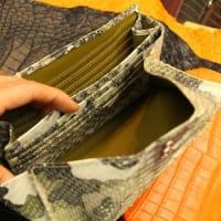 ギャルソン財布や岩田バッグ各種の入荷