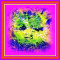 👼🐉八ヶ岳連峰《赤岳》山肌に【精霊】出現❢❢