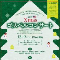 クリスマスゴスペルコンサート【キャロットタワー26階展望ロビー】