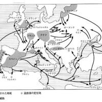 中世におけるユダヤ教徒の歴史