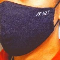 夏仕様! AXFマスク 予約受付中