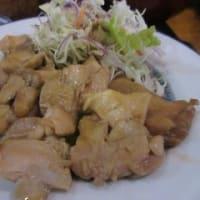 「居酒屋 九十九(つくも)」、日替りランチはチキン照り焼き定食