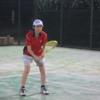 足の痙攣・テニスプレーヤー改善集