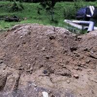 地下水位と土系舗装