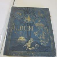 古いアルバム、チョコレートカード