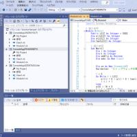 Visual Studio 2019のソリューションとプロジェクト