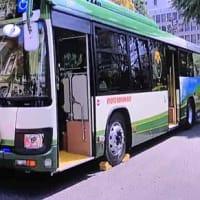 茶室模した「宇治茶バス」登場 京都、対面座席に畳風シート採用