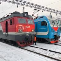 遥か9300キロのシベリア鉄道