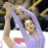 記事のタイト世界フィギュアスケート選手権2011  真央ちゃん頑張れ♪