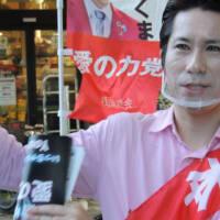 河合ゆうすけさん6月17日青砥駅!カメラ目線でノリノリに歌ってくれました!